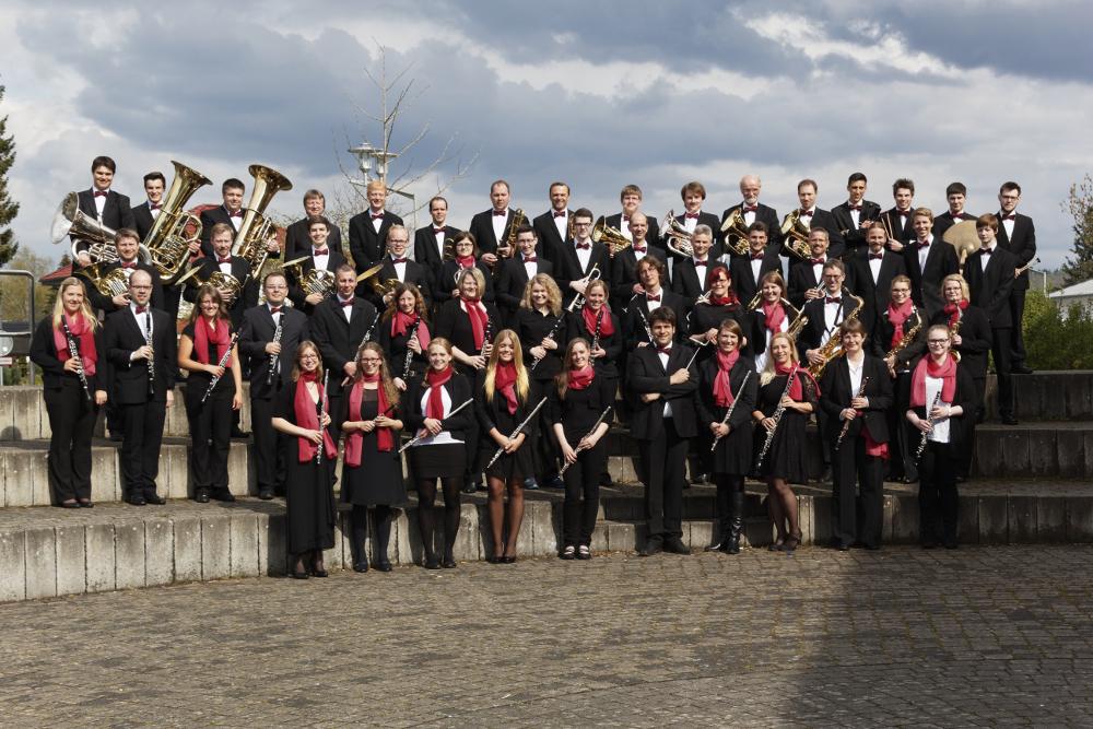 Blasorchester Stadt Kreuztal am 26.04.2015