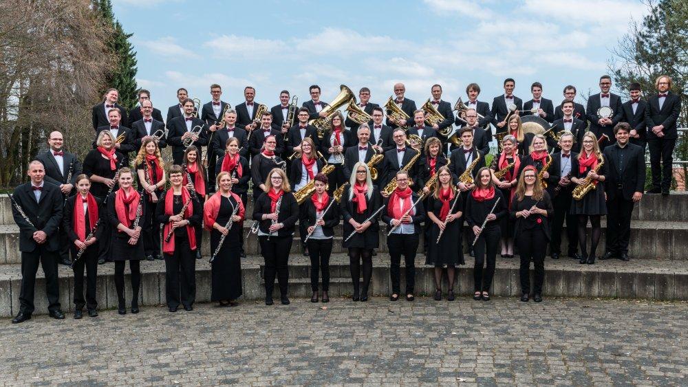 Blasorchester Stadt Kreuztal am 02.04.2017