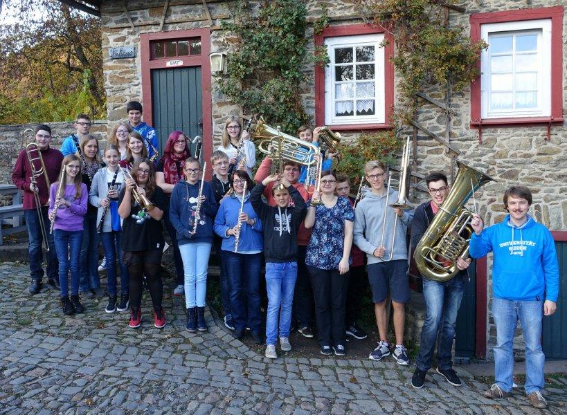 Neue Musikschüler – Neue Instrumente
